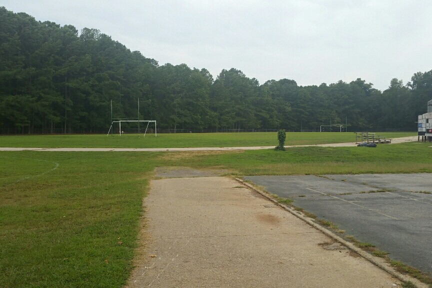 Blacktop Field