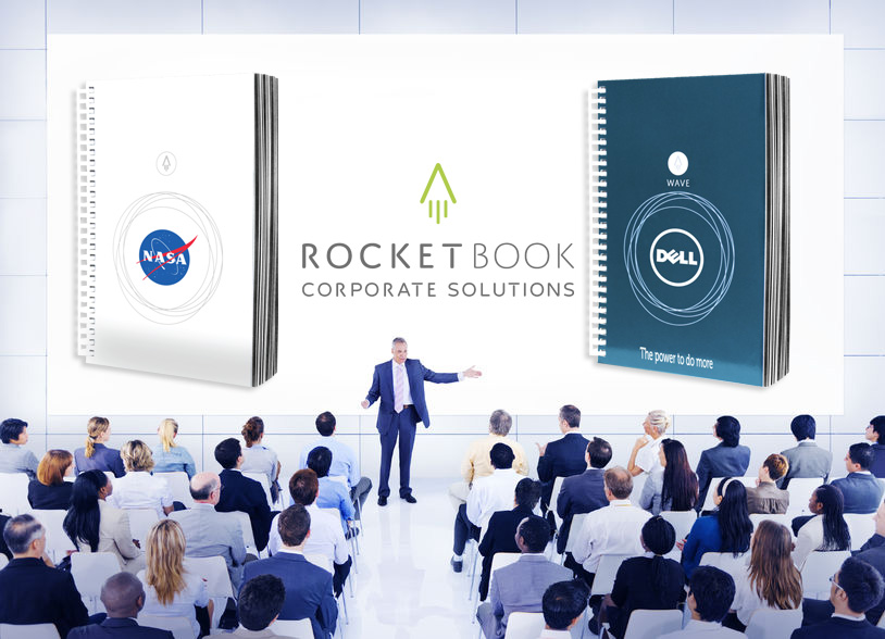 All-In-One Agenda & Notebook: Customize Your Rocketbook Wave for Any Event