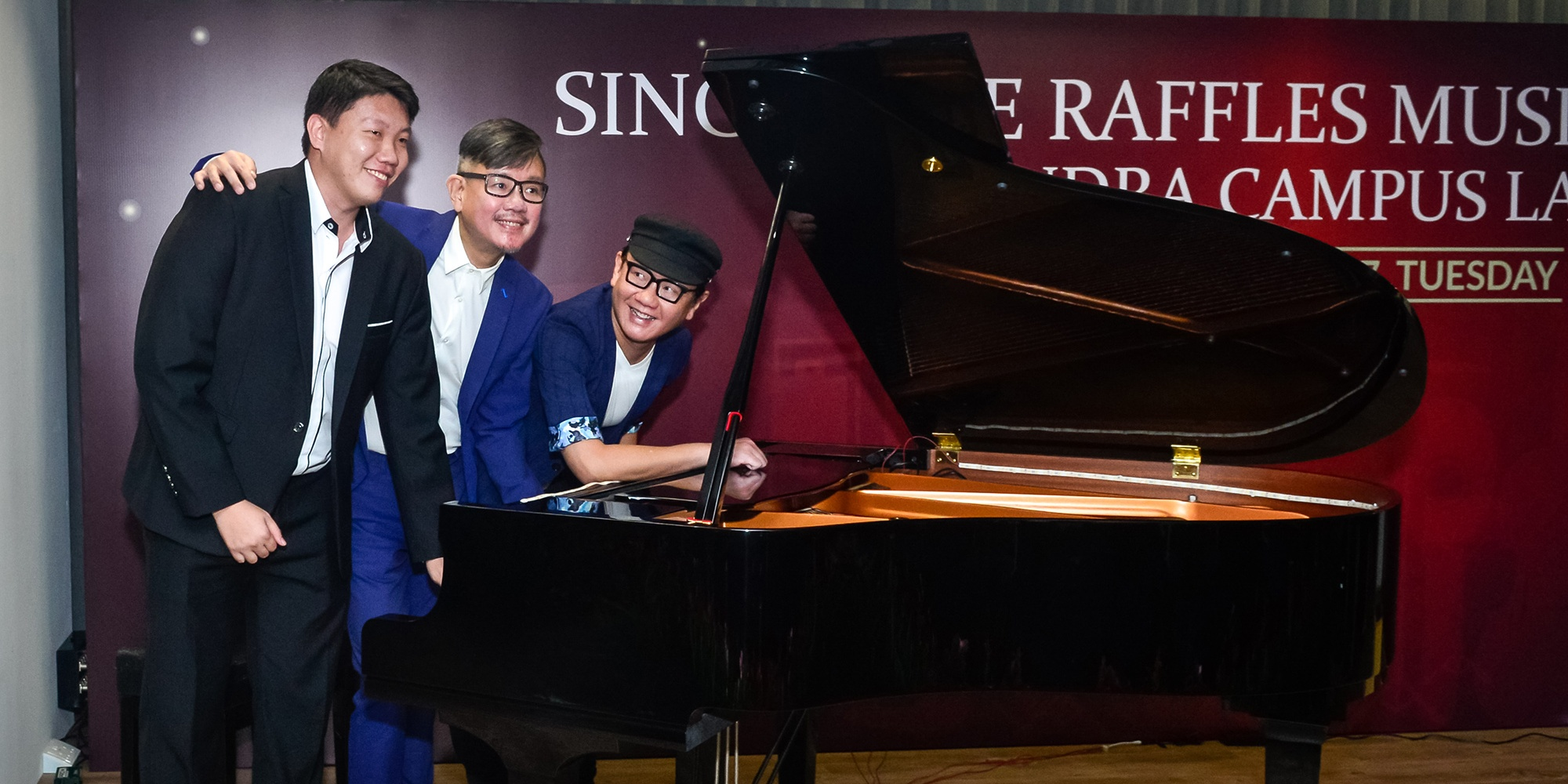 Singapore Raffles Music College officially launches flagship campus