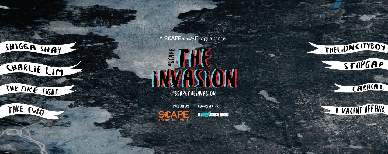 *SCAPE The Invasion
