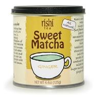 Sweet Matcha Ginger from Rishi Tea