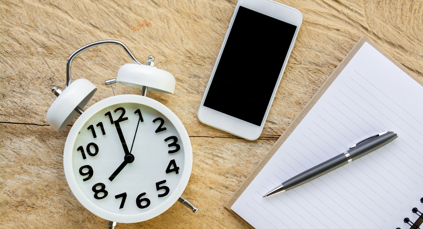 How To Manage Your Time & Efficiency Action Plan