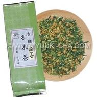 Organic Karigane Genmaicha from Yuuki-cha