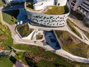 picture from Bergeron Centre for Engineering Excellence: Lassonde School of Engineering