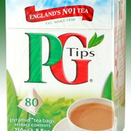 Pyramid Teabags from PG Tips