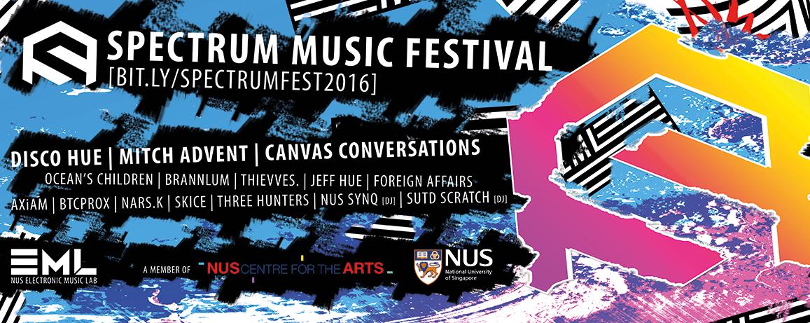 The SPECTRUM Music Festival