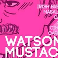 Watson's Mustache from Adagio Custom Blends, Cara McGee