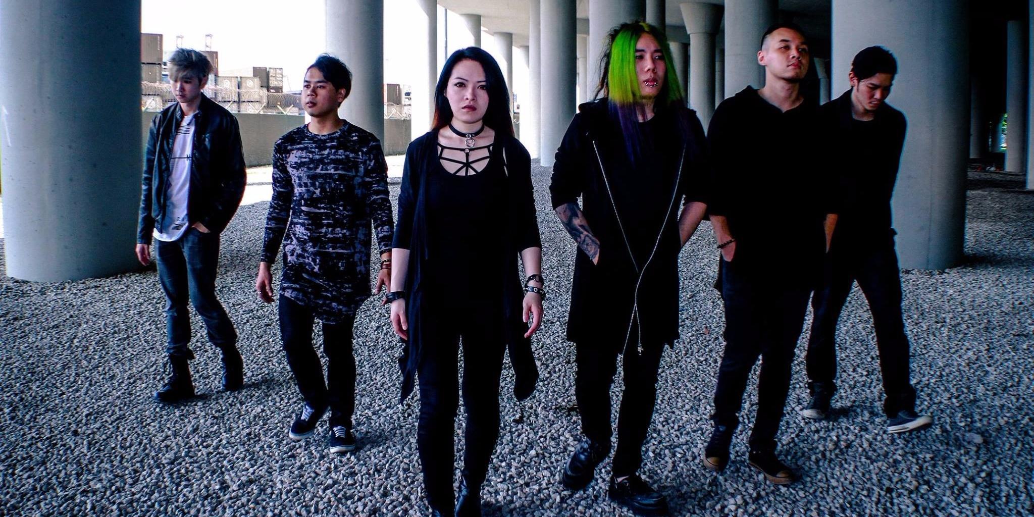 PREMIERE: Vivienne's Verdict rocks you like a 'Hurricane' on their creepy new music video