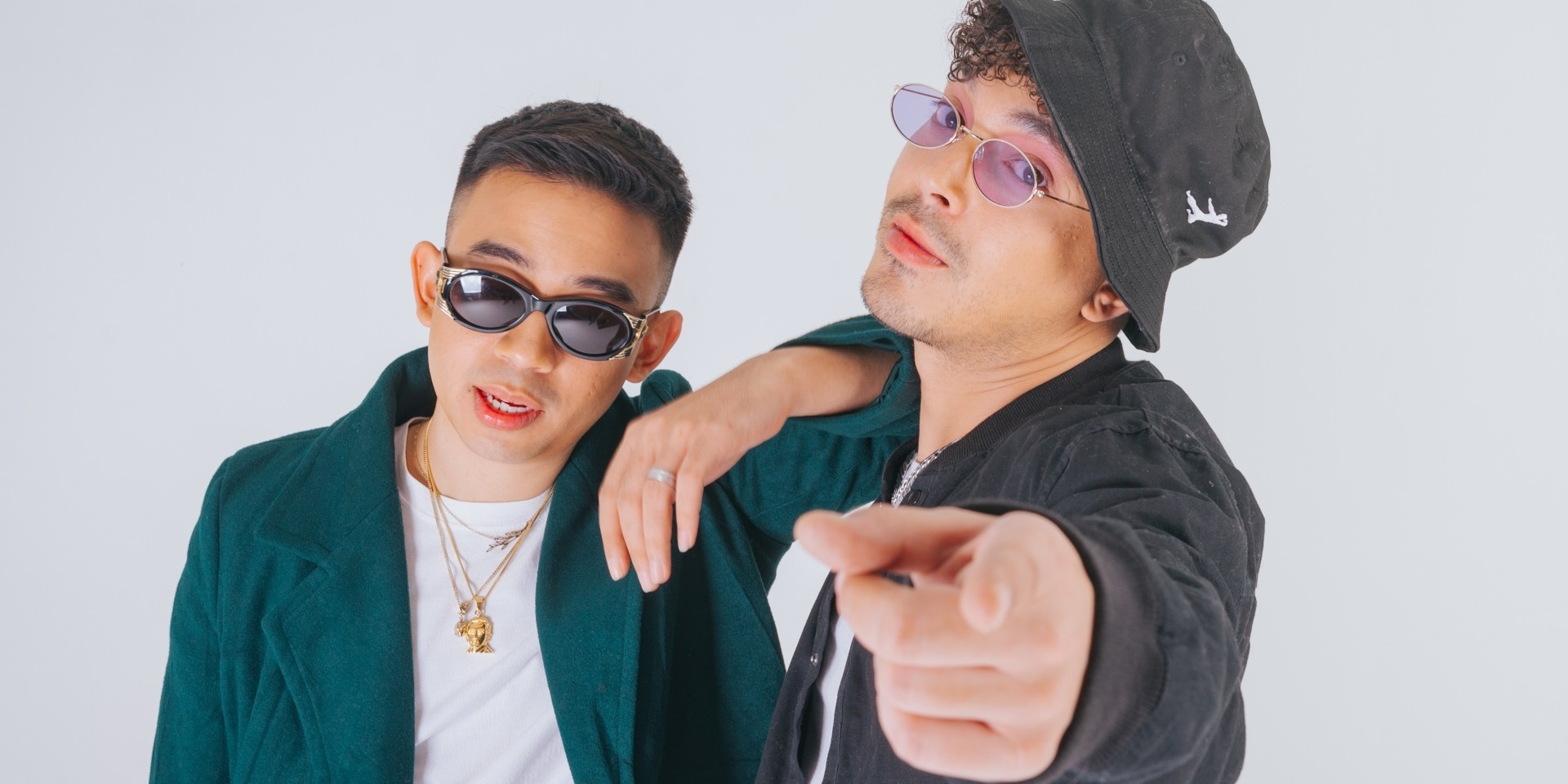 """""""Come what may, we're ready"""": Alif and SonaOne on their creative chemistry and the music that awaits"""