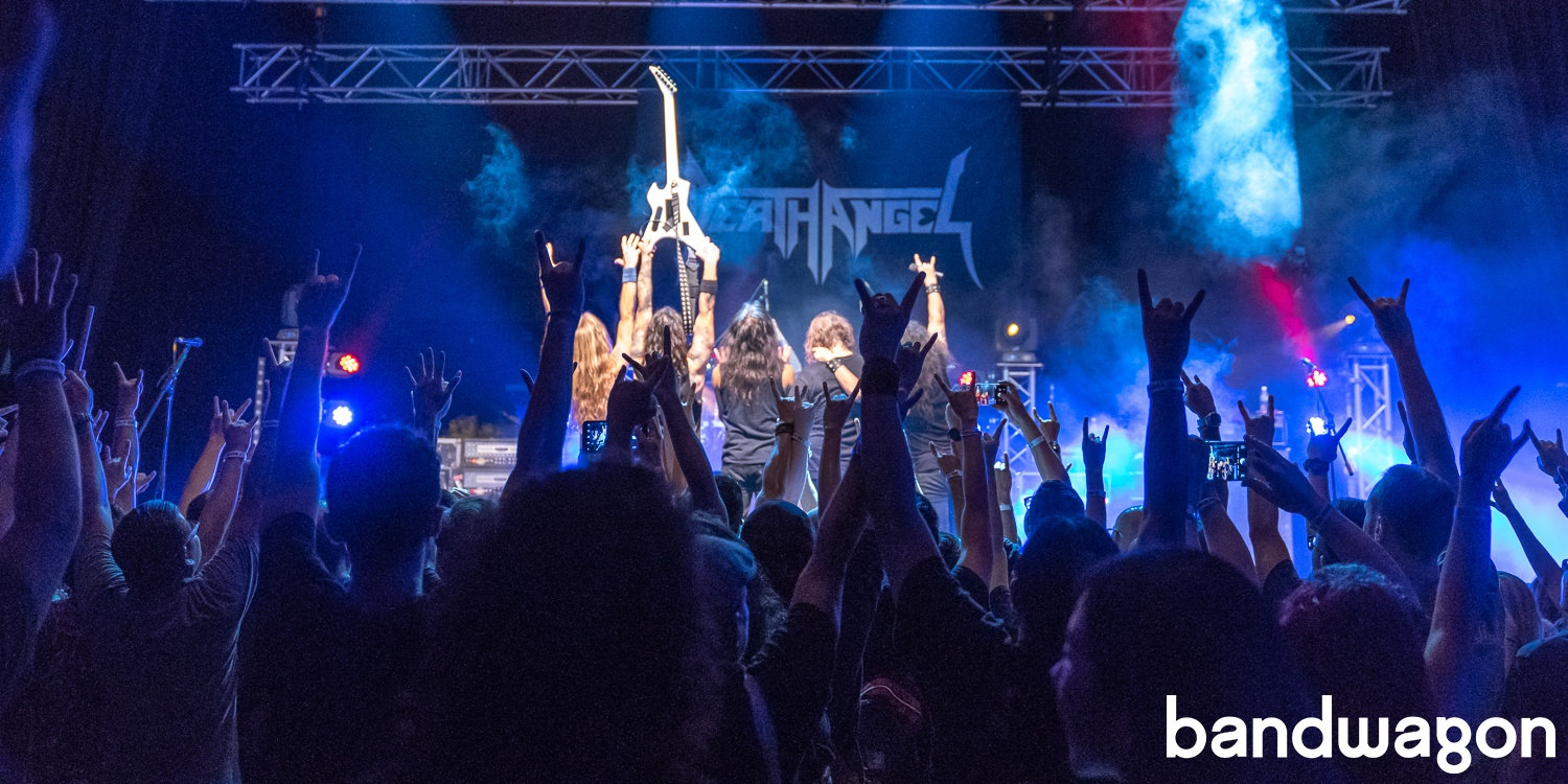 Death Angel, At The Gates and Nafrat plunge Singapore into metal mayhem – photo gallery