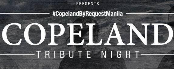 Copeland Tribute Night