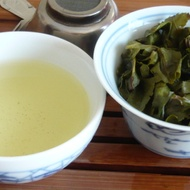 Yongchun Fo Shou (Bergamot) Oolong Superior Grade from Life In Teacup