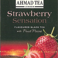 Strawberry Sensation from Ahmad Tea