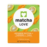 Japanese Matcha Turmeric Yuzu from Matcha Love