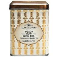 Peach Iced Tea from Harney & Sons