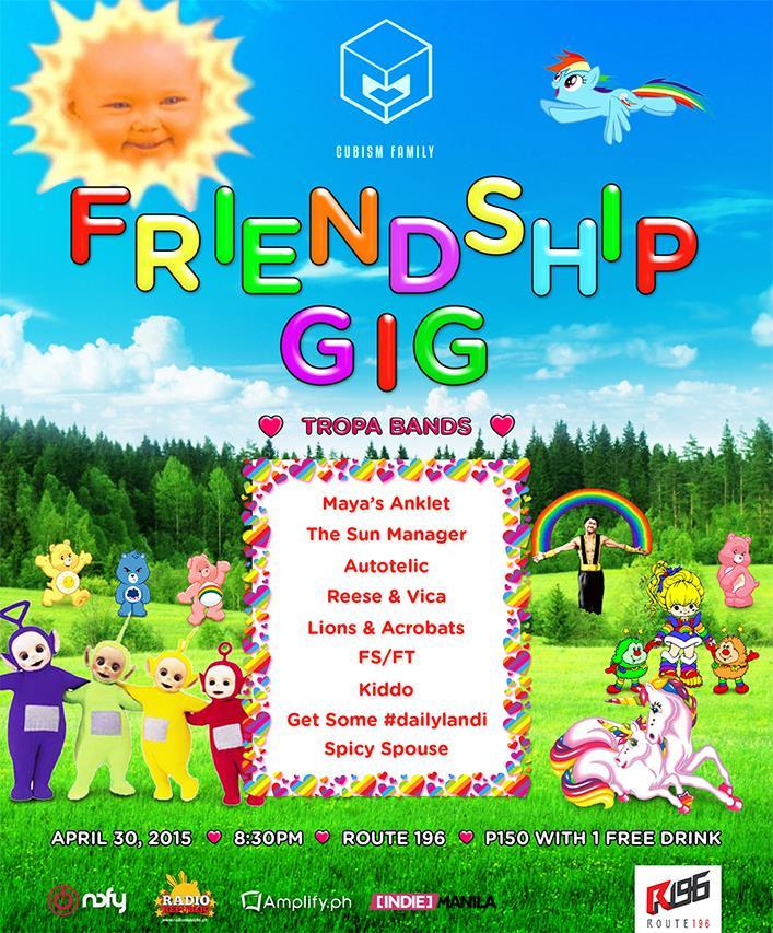 Friendship Gig