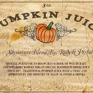 Pumpkin Juice/Pumpkin Potion from Custom-Adagio Teas