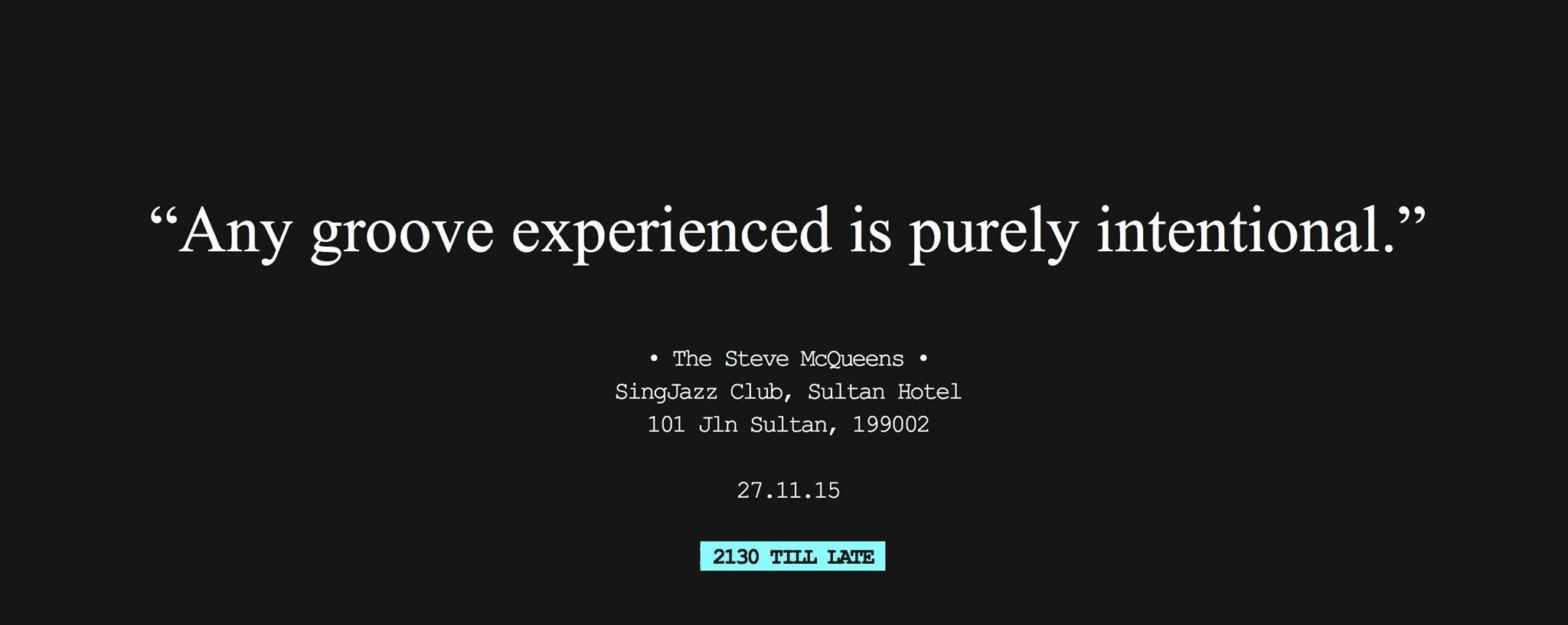 SMQ @ SingJazz Club