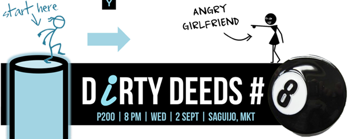 Dirty Deeds #8