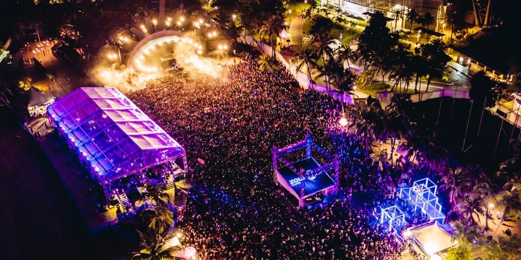 ZoukOut previews new main stage design for 2017 edition