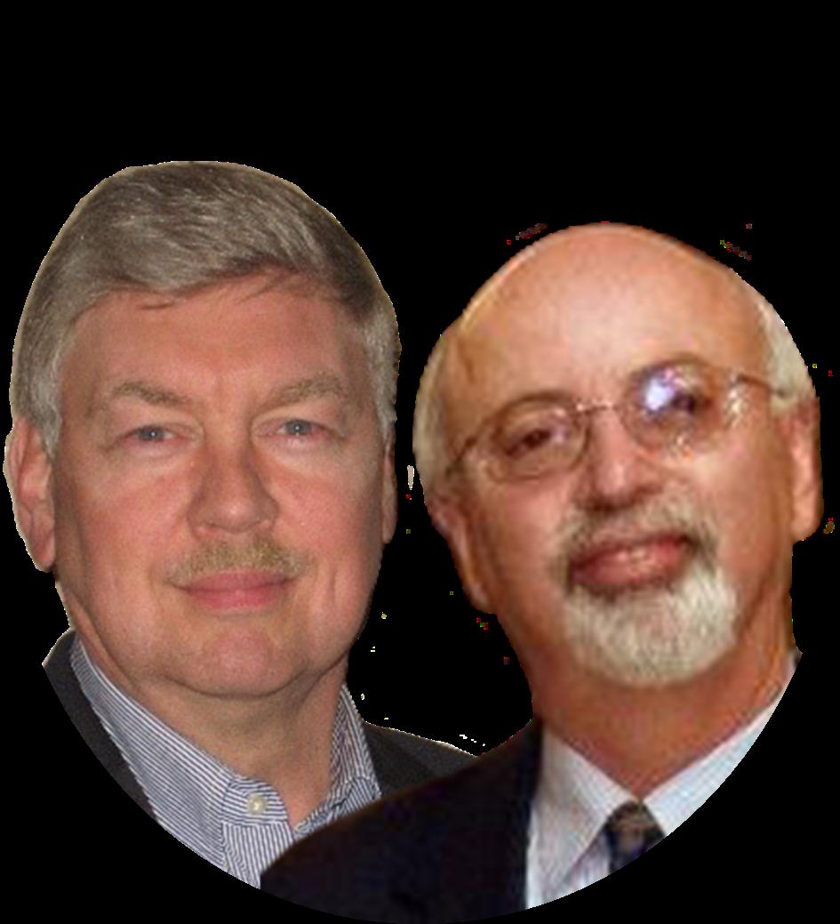 Greg Schlegel & Irvin Varkonyi
