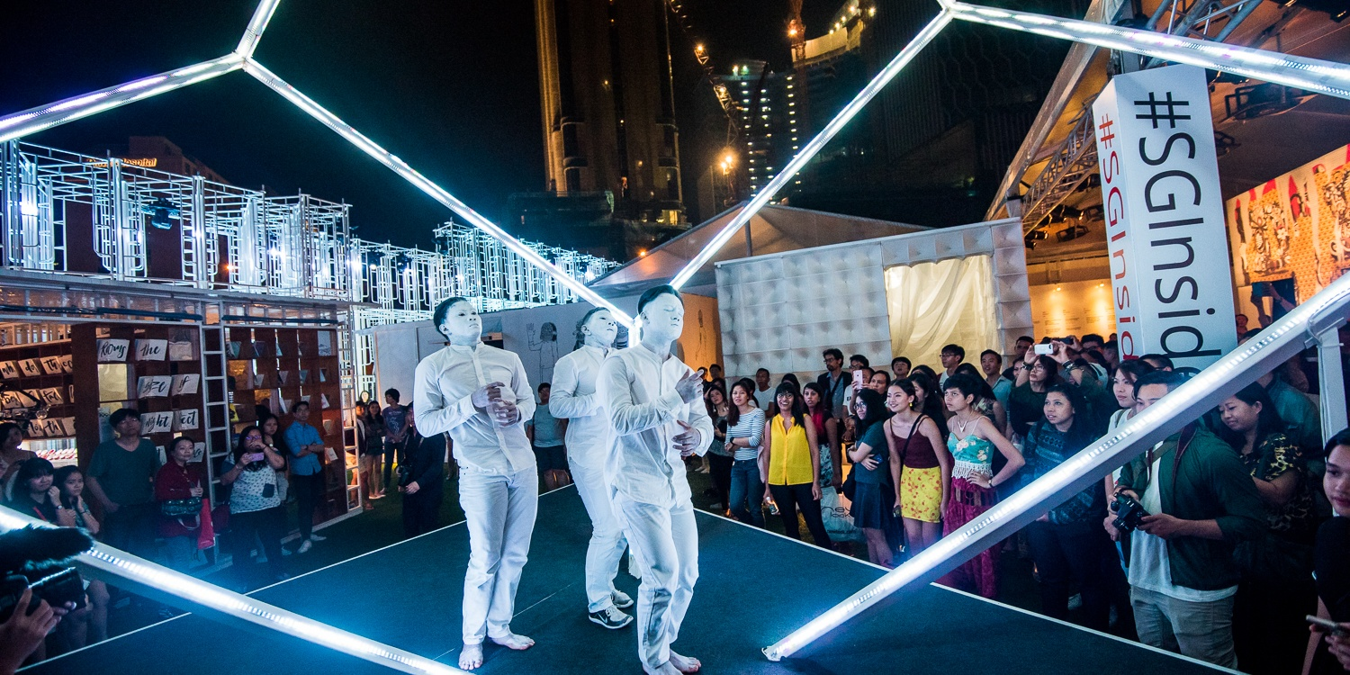 PHOTO GALLERY: Singapore: Inside Out's homecoming leg
