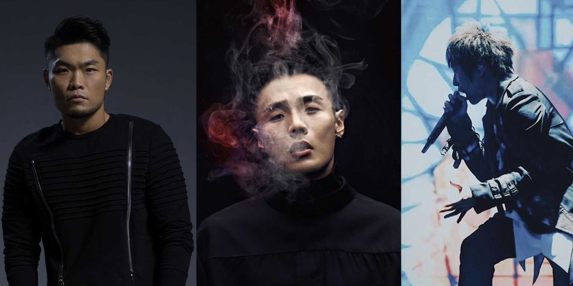 Listen to three new songs by Golden Melody Award winners