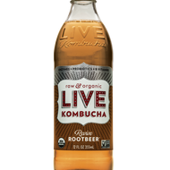 Revive Rootbeer from Live Kombucha