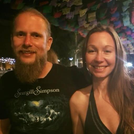 Caroline Stewart & Matt Siemens