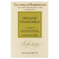 Organic Chamomile from Taylors of Harrogate