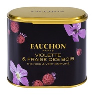 Violet and Wild Strawberry (Loose Tea Tin) from Fauchon