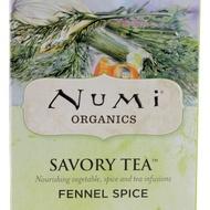 Fennel Spice (Savory Tea) from Numi Organic Tea