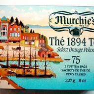 The 1894 Tea [DUPLICATE] from Murchie's Tea & Coffee