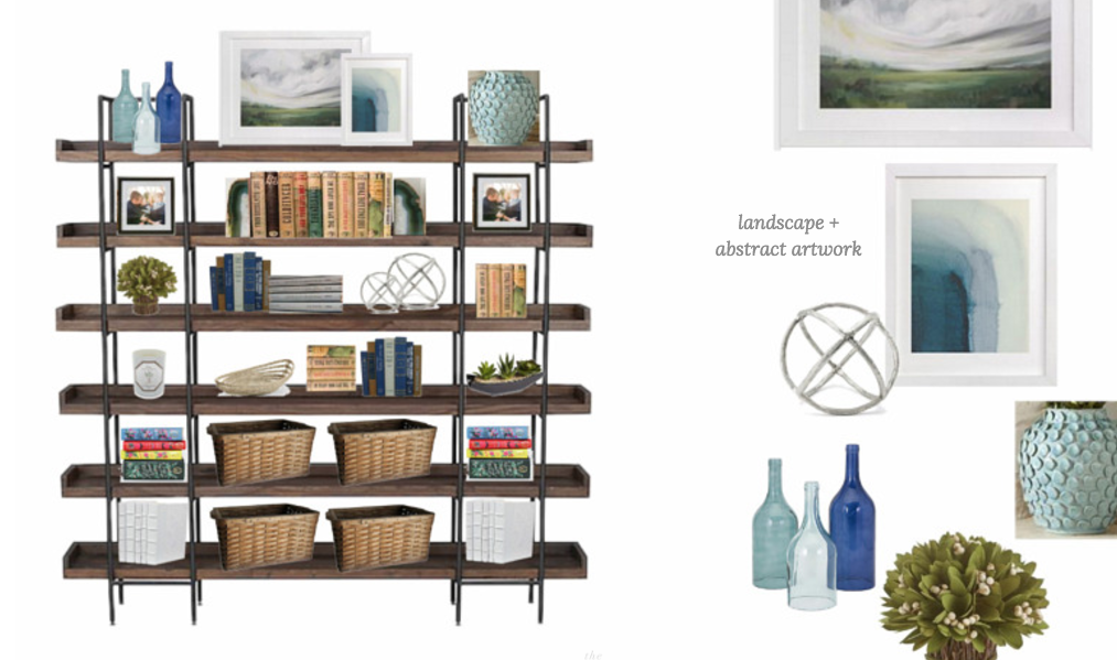 Once You Learn The Method Can Use It Time And Again To Get A Gorgeously Styled Bookshelf