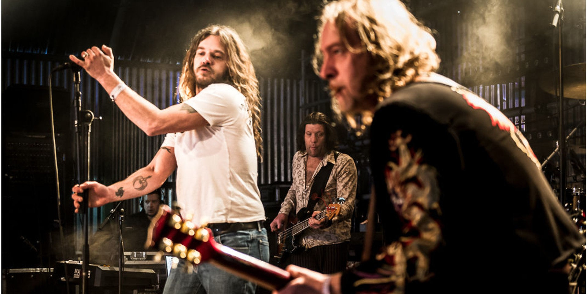 """A tribute to the """"gods of rock and roll"""", Hats Off To Led Zeppelin are coming to Singapore"""