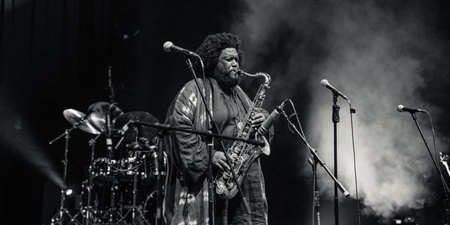 Kamasi Washington's debut show in Singapore was transcendental - gig report