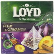 plum & cinnamon from Loyd's tea