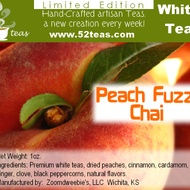 Peach Fuzz Chai from 52teas