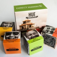 Tea Gift Set of 4 Teas . Hue . from Sense Asia