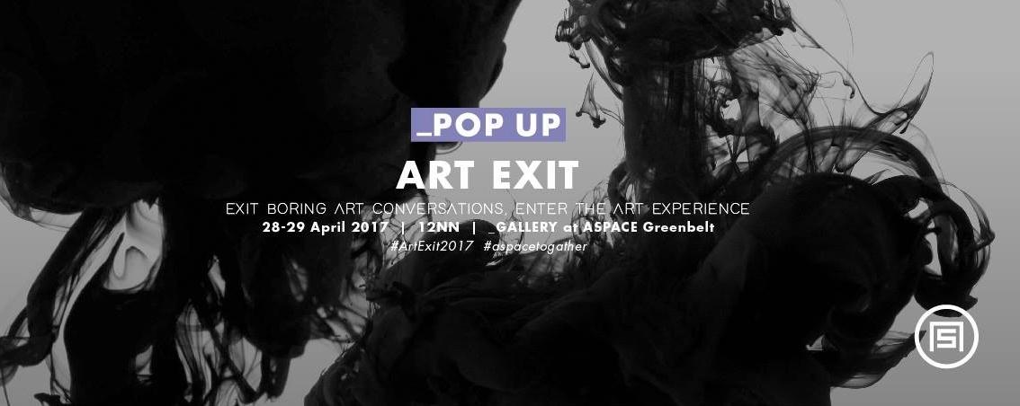 Pop Up: Art Exit