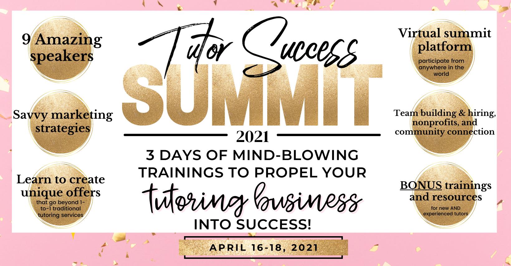 tutor success summit