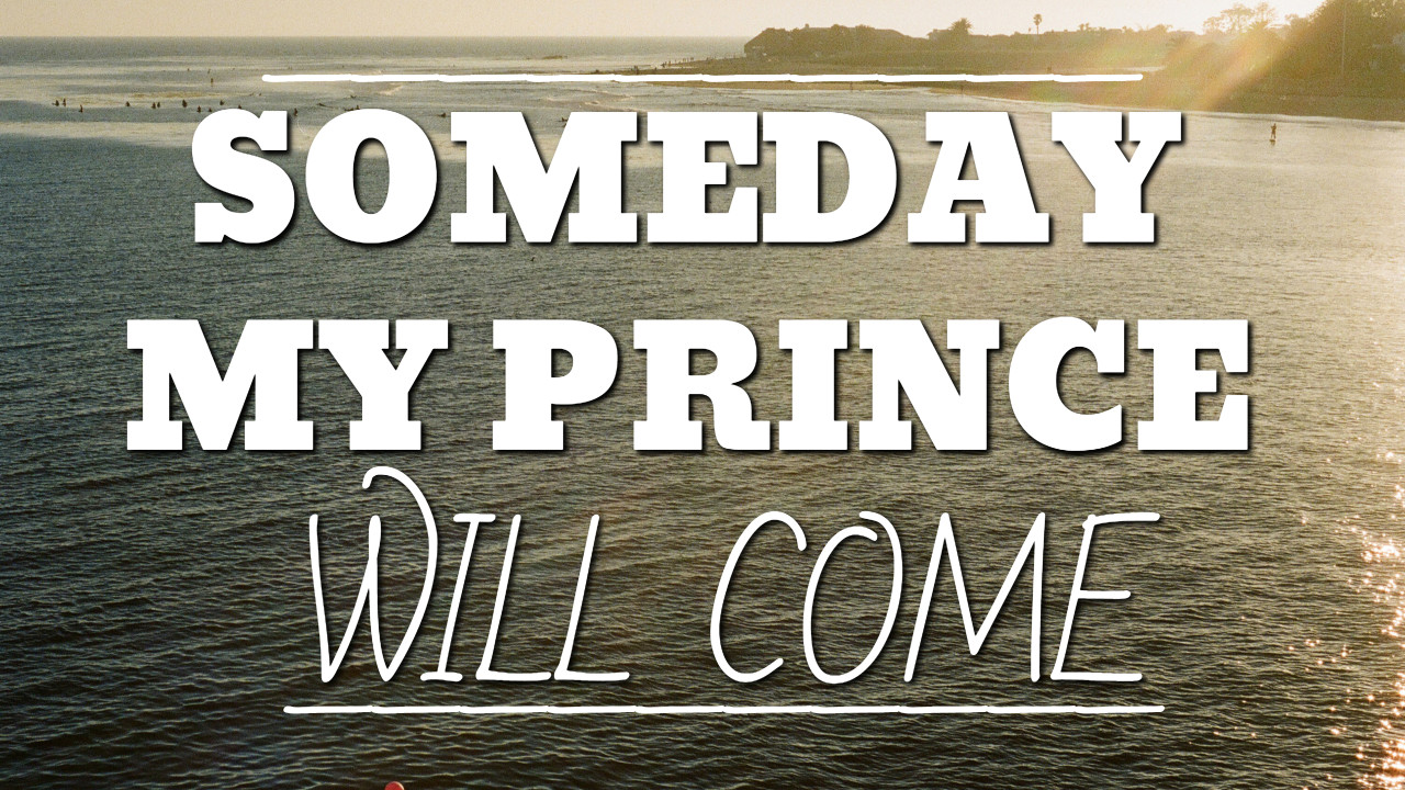 Someday my Prince Will Come - thumbnail