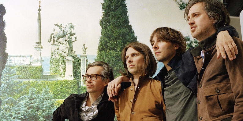 "Phoenix: ""This album is based on that simple naive feeling, like love and friendship"""