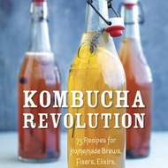 Kombucha Revolution from Tea Books