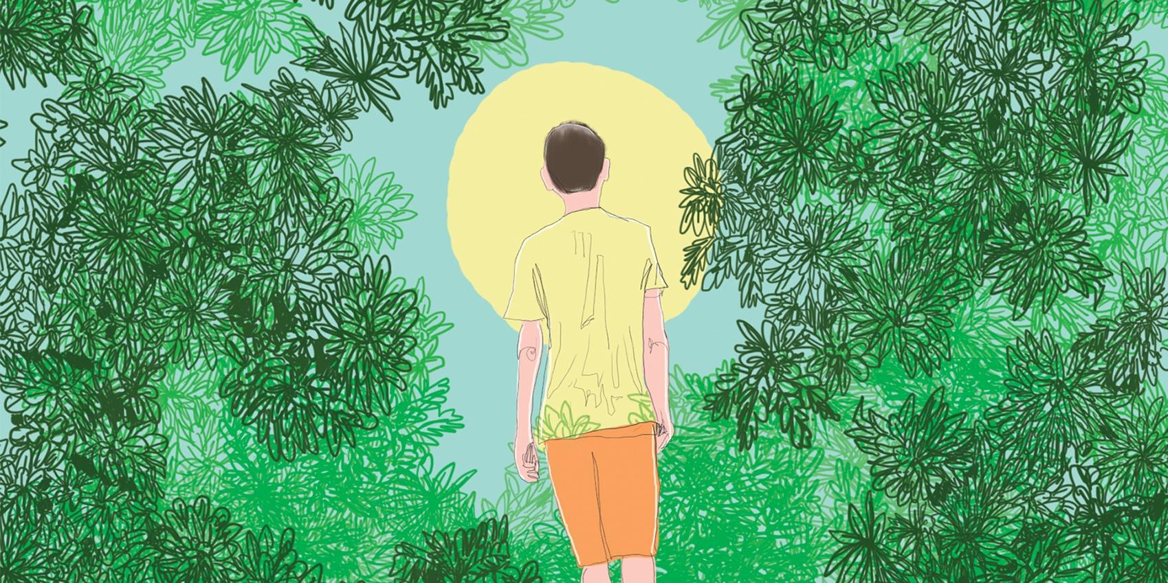 LISTEN: The paralysing tranquility of Bennett Bay's newest single, 'Komorebi'