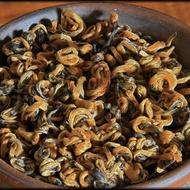 Golden Snail Yunnan Black Tea from Whispering Pines Tea Company