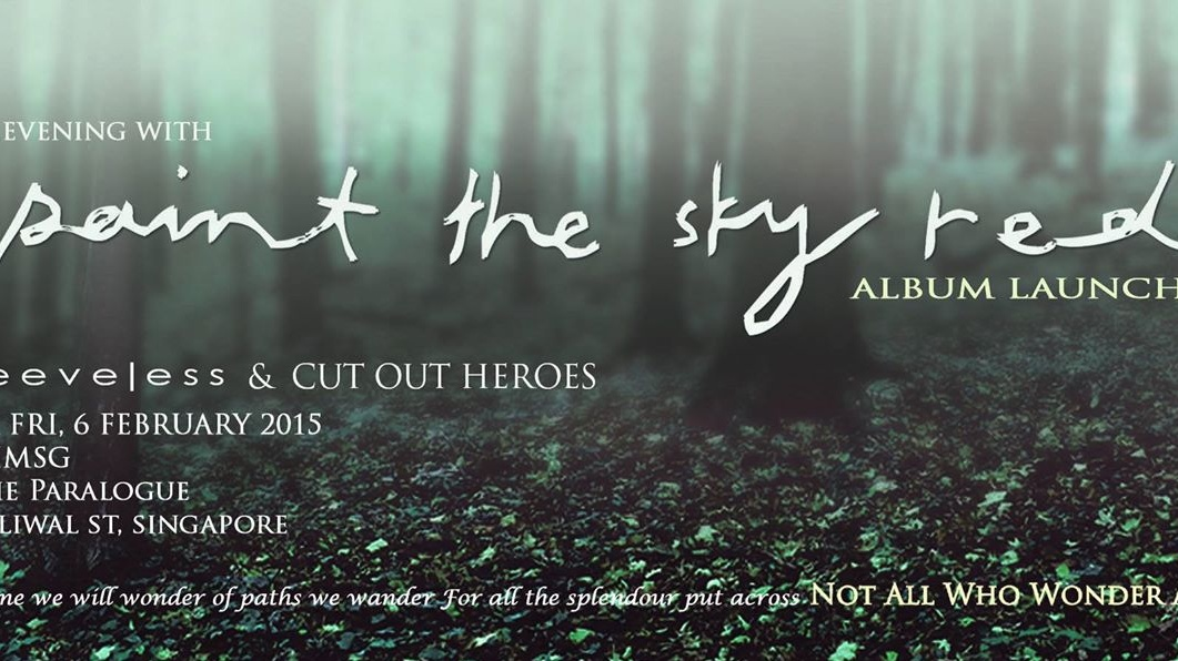 Paint The Sky Red album launch