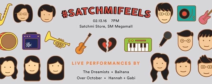 FEELS at Satchmi 2016