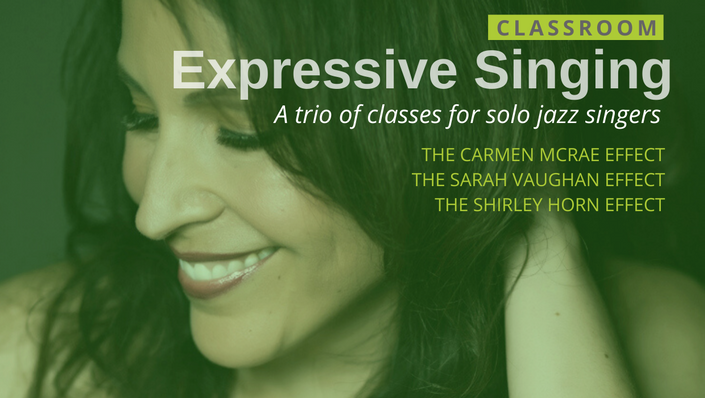 Expressive Singing with Rosana Eckert