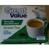 Green Tea from Great Value